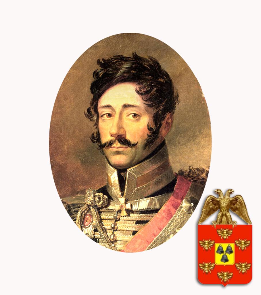 Αλεξέι Μελισσίνο, Ρώσος ευγενής και υποστράτηγος του Ρωσικού Αυτοκρατορικού Στρατού.