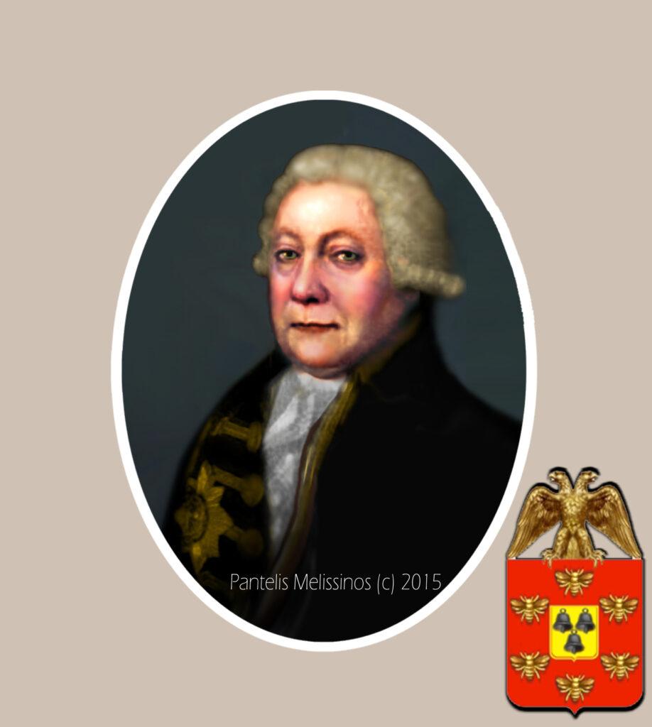 Ιβάν Μελισσινός Επιφανής αξιωματούχος της Ρωσικής Αυτοκρατορίας
