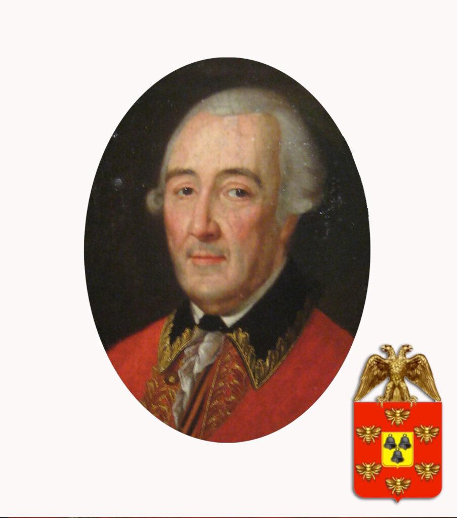 Πιοτρ Μελίσσινος, Έλληνας στρατηγός του πυροβολικού της Ρωσικής Αυτοκρατορίας.